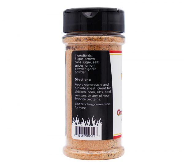 Groden's Gourmet Ingredients Panel