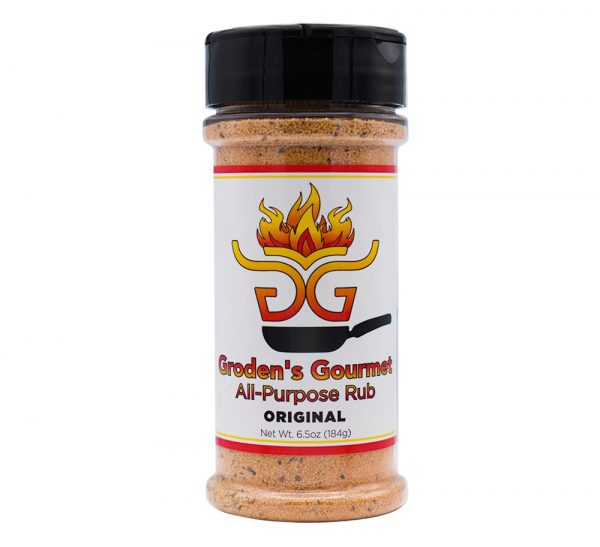 Groden's Gourmet Original Seasoning 6.5oz